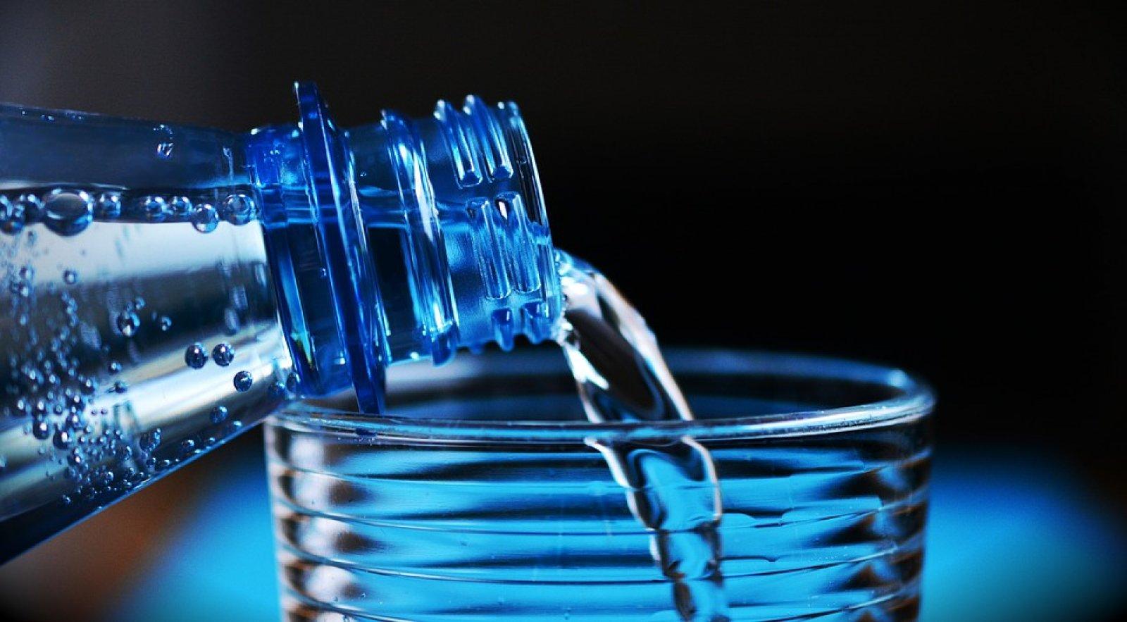 Ampolla d'aigua i got