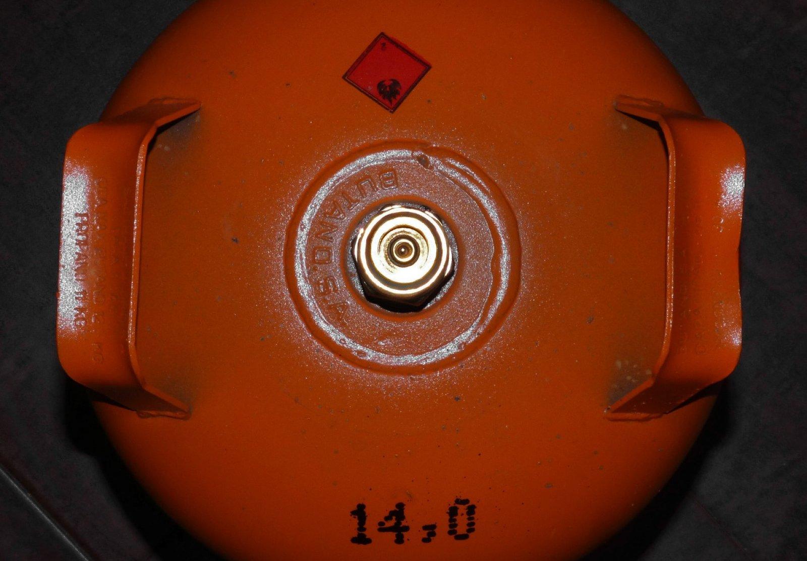 Bombona de butà