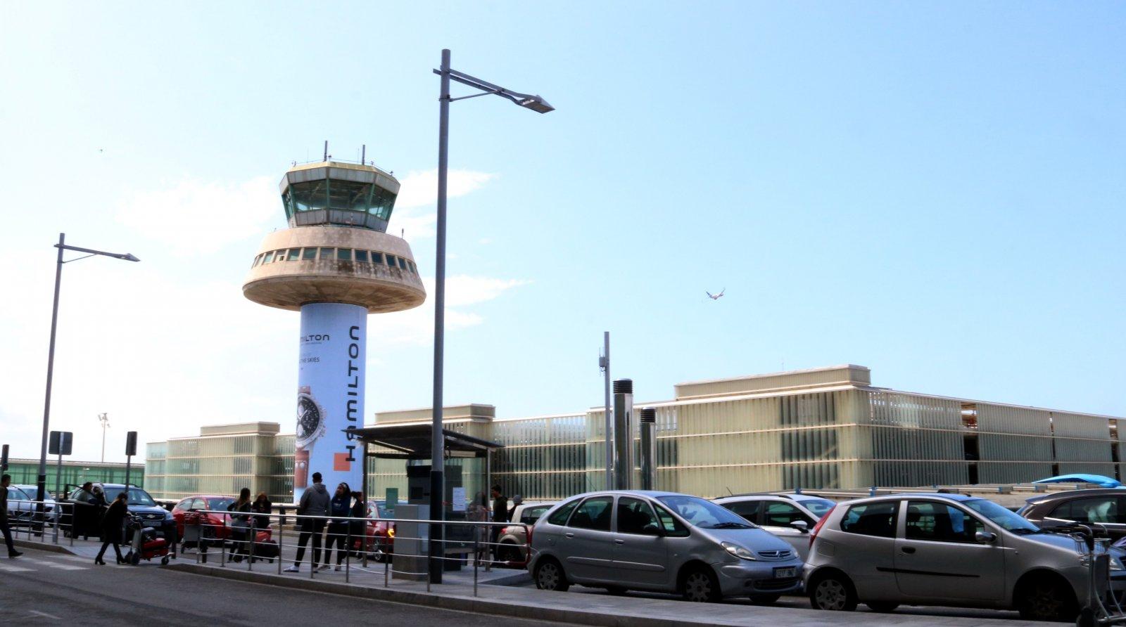 La Terminal T1 de l'aeroport de Barcelona-El Prat