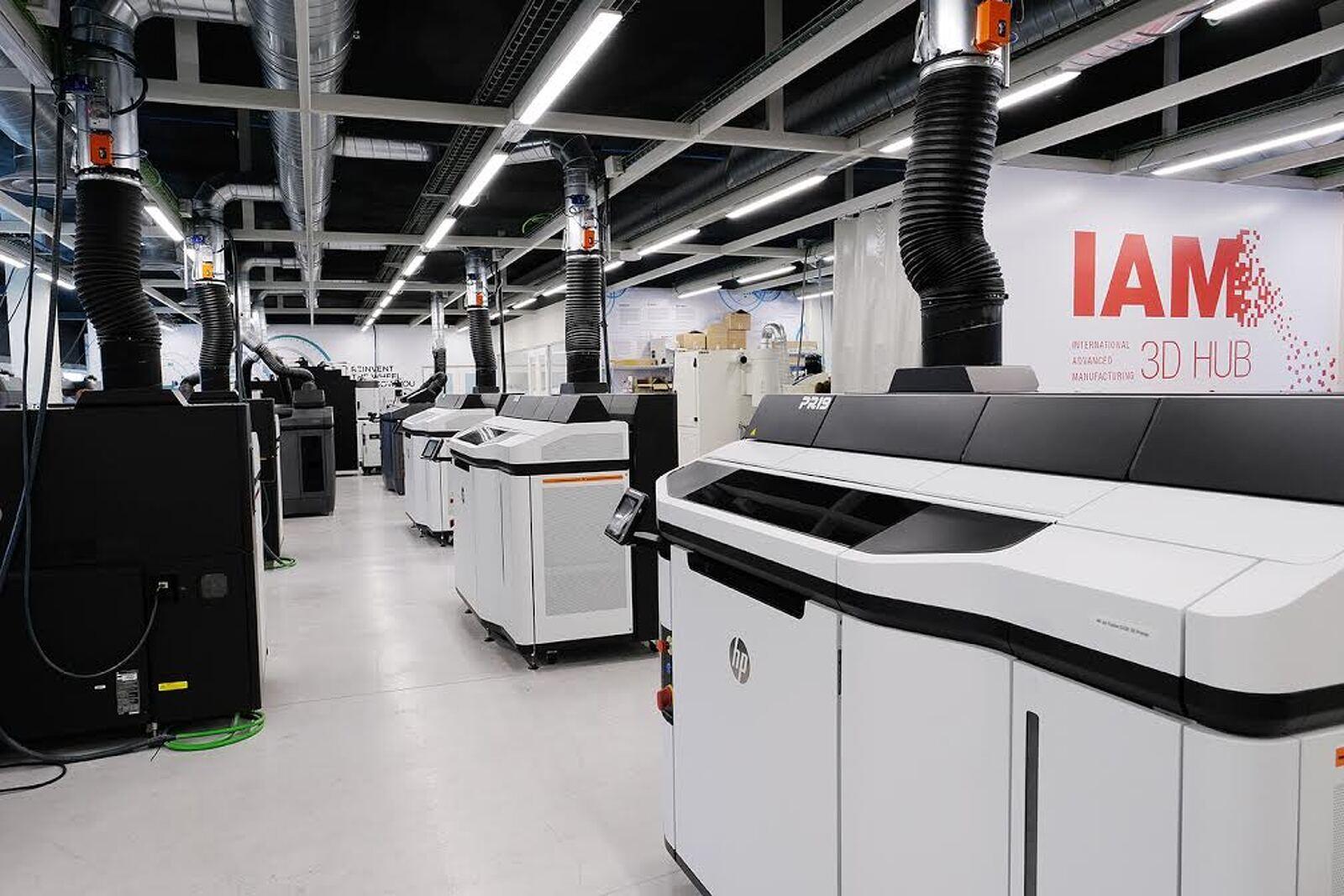 Centre d'impressió 3D a Terrassa