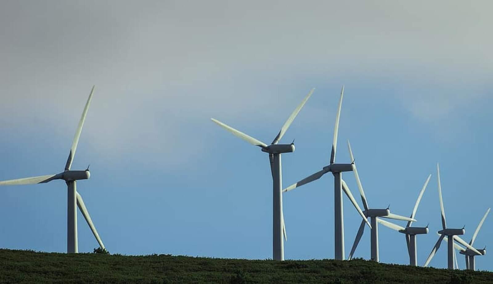Energica eòlica