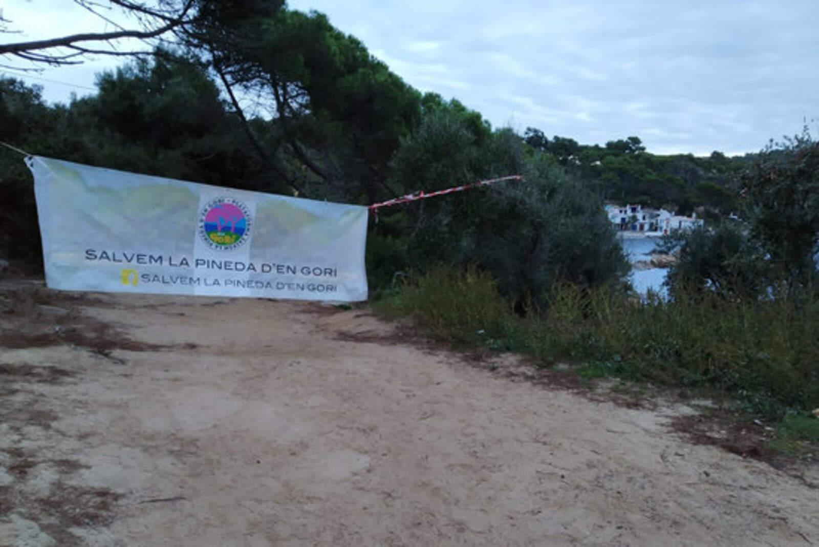 El ecologistes ja van protestar el passat mes de novembre