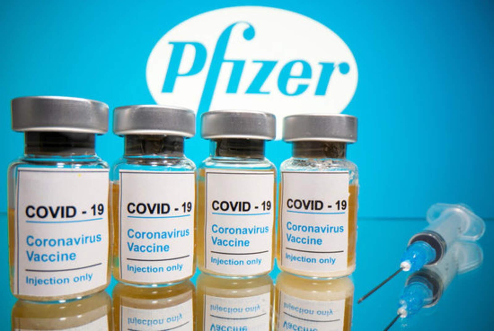 Les vacunes de Pfixer són segures segons l'Agència Europea del Medicament