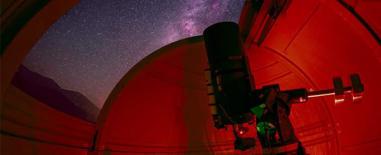 L'Observatori Astronòmic d'Albanyà    Observatori Astronòmic d'Albanyà