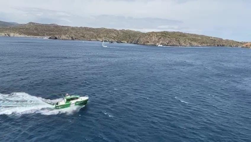 Vigilància marina als Parcs de Cap de Creus i les Illes Medes | Govern