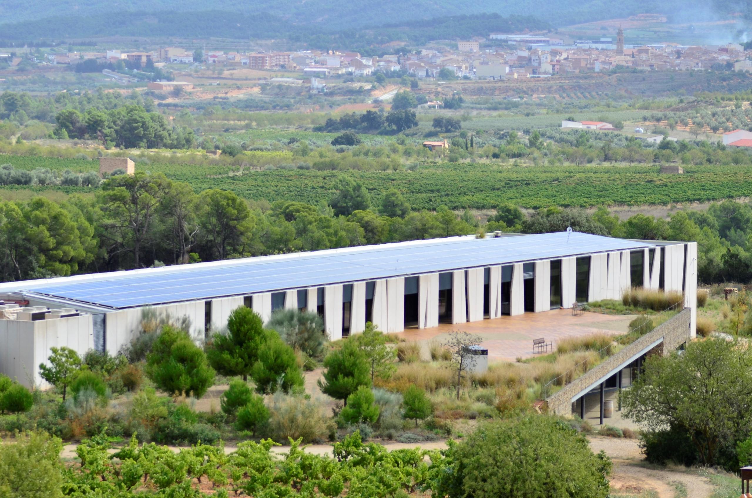Herència Altés, nou membre candidat d'International Wineries for Climate Action | IWCA